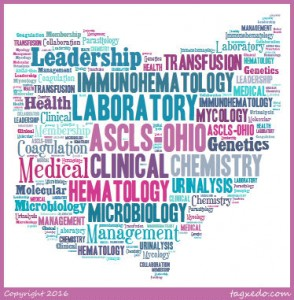 ASCLS-Ohio Word Shape